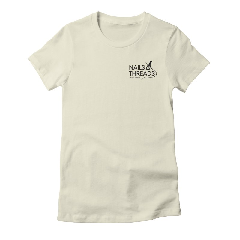 Nails & Threads Women's Fitted T-Shirt by Nails & Threads
