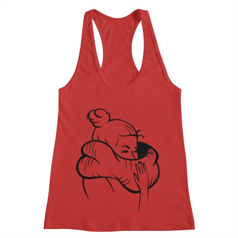 Fall is in the Air Women's Tank by Nails & Threads