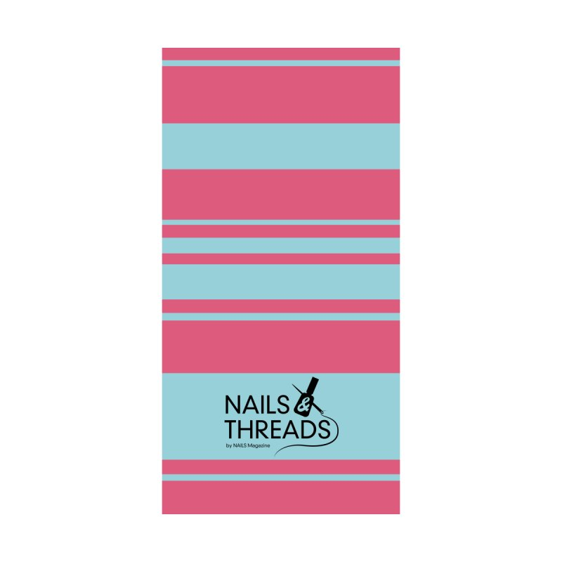 Nails & Threads Beach Towel by Nails & Threads