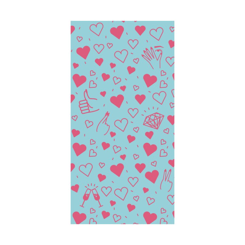 Love, NAILS Accessories Phone Case by Nails & Threads