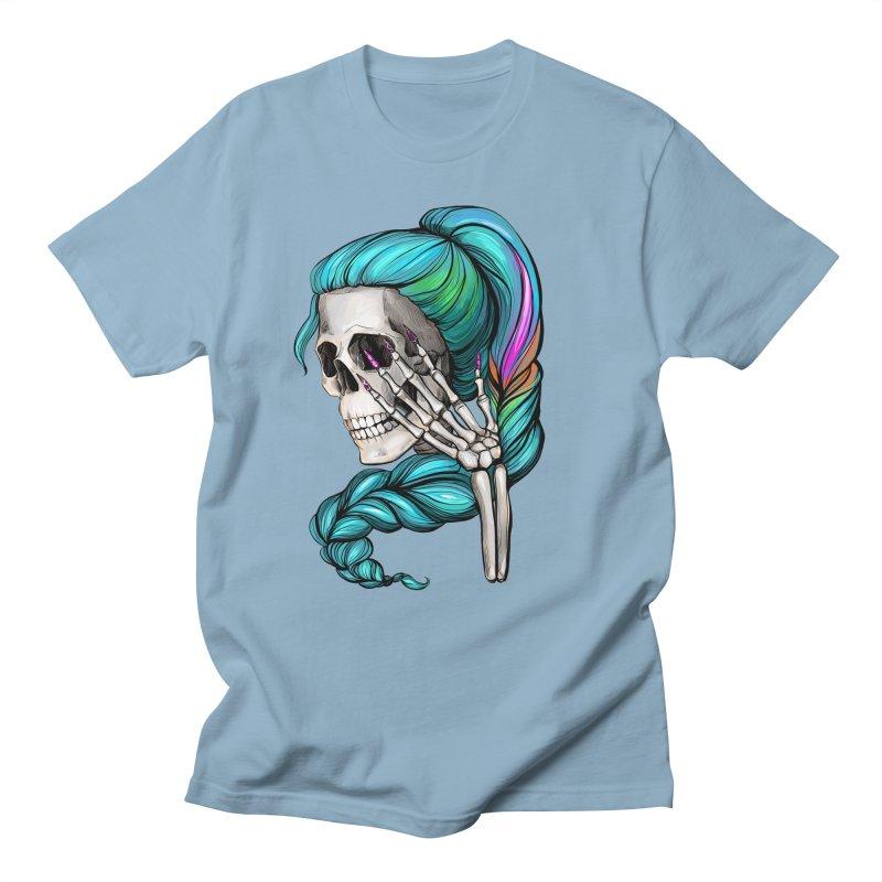 Pretty Dead Men's Regular T-Shirt by Nails & Threads