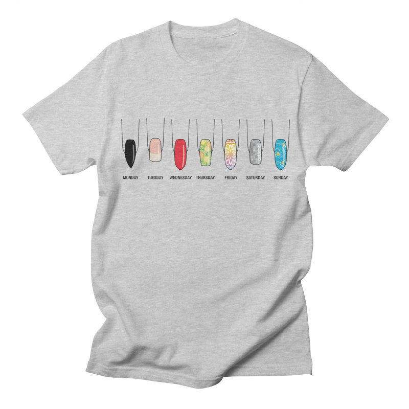 What Day is It? Women's Regular Unisex T-Shirt by Nails & Threads