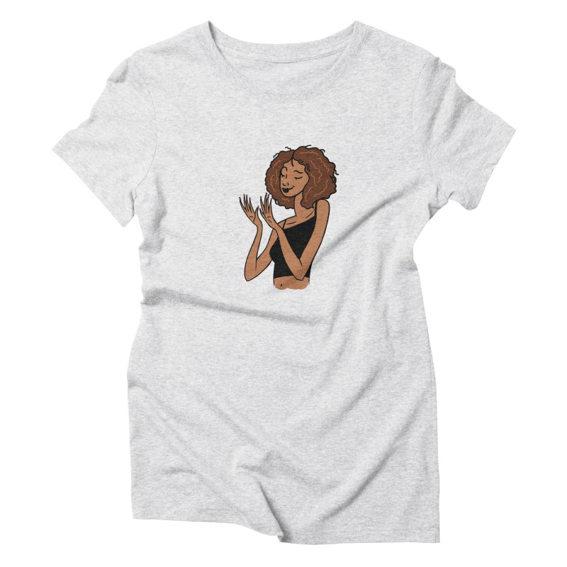 Just Admiring Women's T-Shirt by Nails & Threads