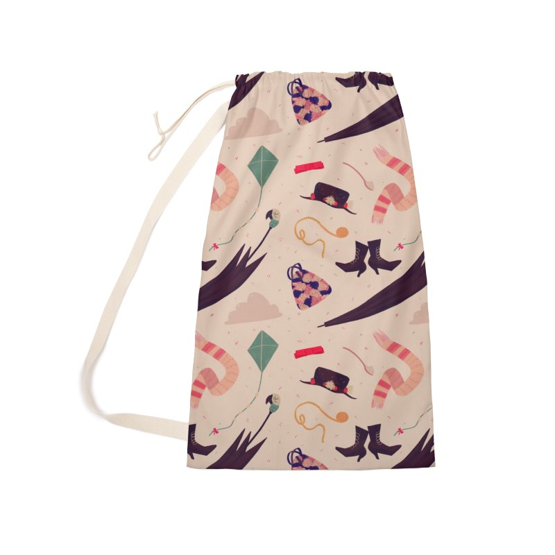 Practically Perfect Pattern Accessories Bag by Nan Lawson