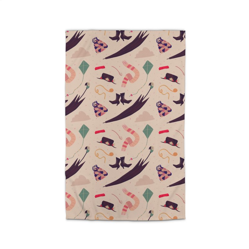Practically Perfect Pattern Home Rug by nanlawson's Artist Shop