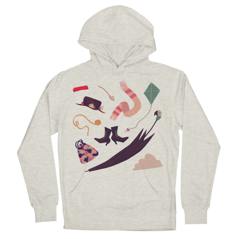 Practically Perfect Pattern Men's Pullover Hoody by nanlawson's Artist Shop