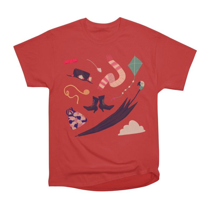 Practically Perfect Pattern Men's Classic T-Shirt by nanlawson's Artist Shop