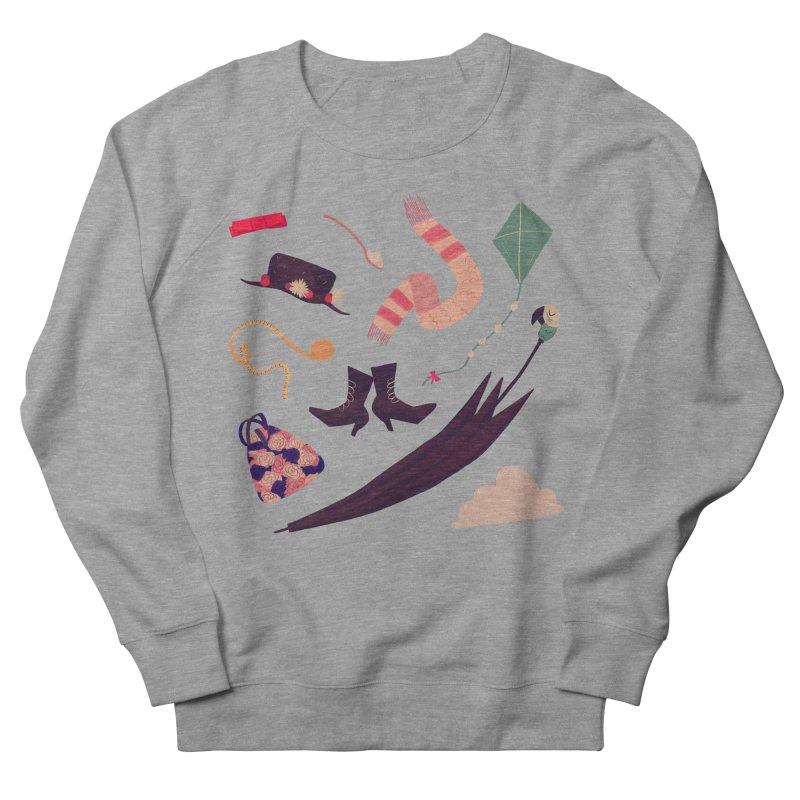Practically Perfect Pattern Women's Sweatshirt by nanlawson's Artist Shop