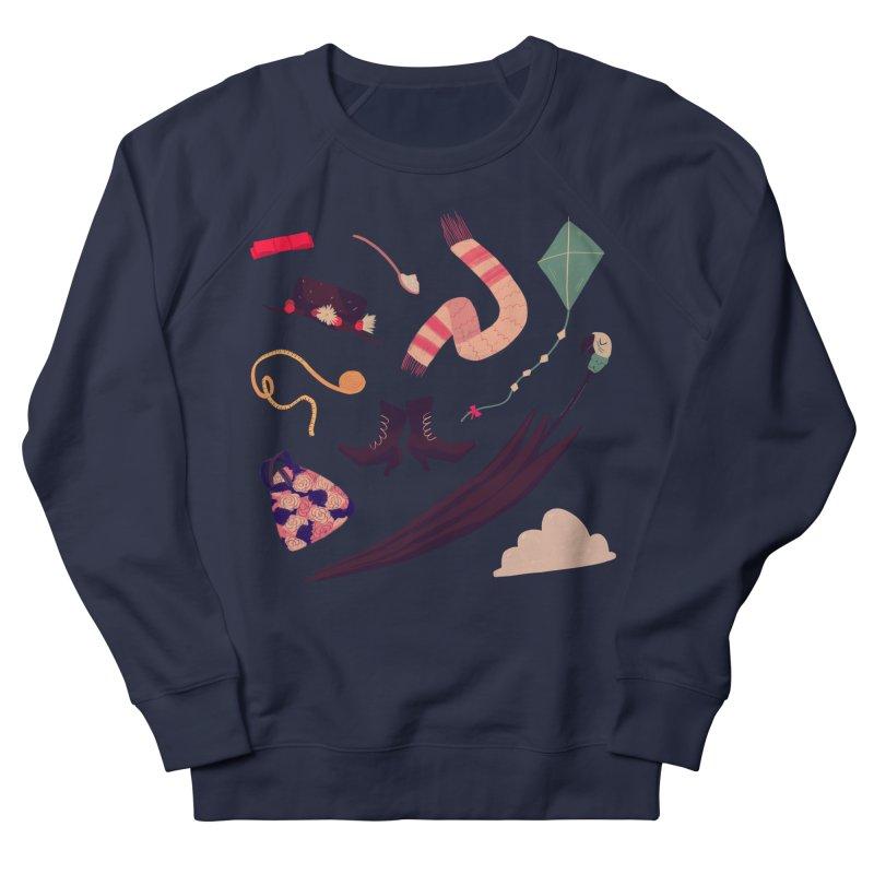 Practically Perfect Pattern Men's Sweatshirt by nanlawson's Artist Shop