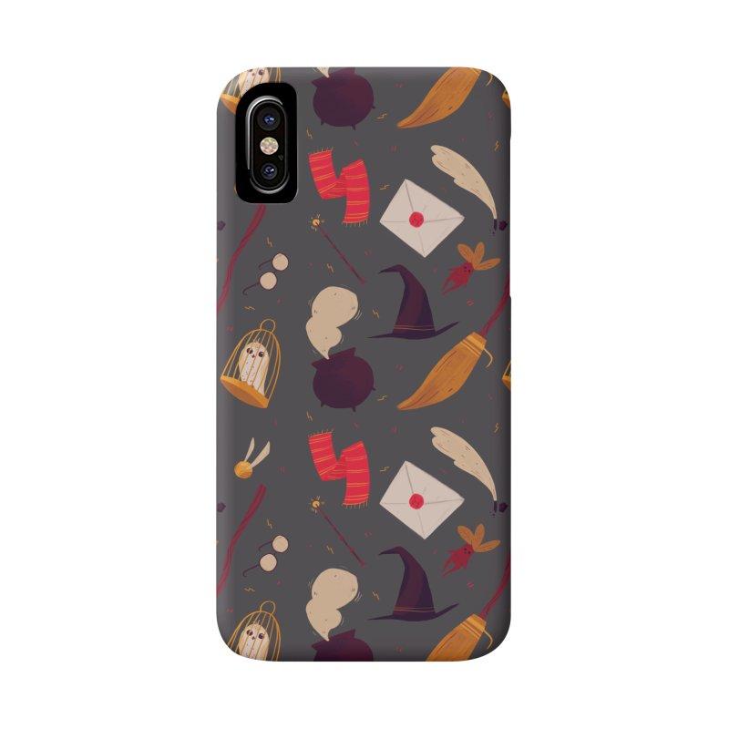 Magic Pattern Accessories Phone Case by nanlawson's Artist Shop