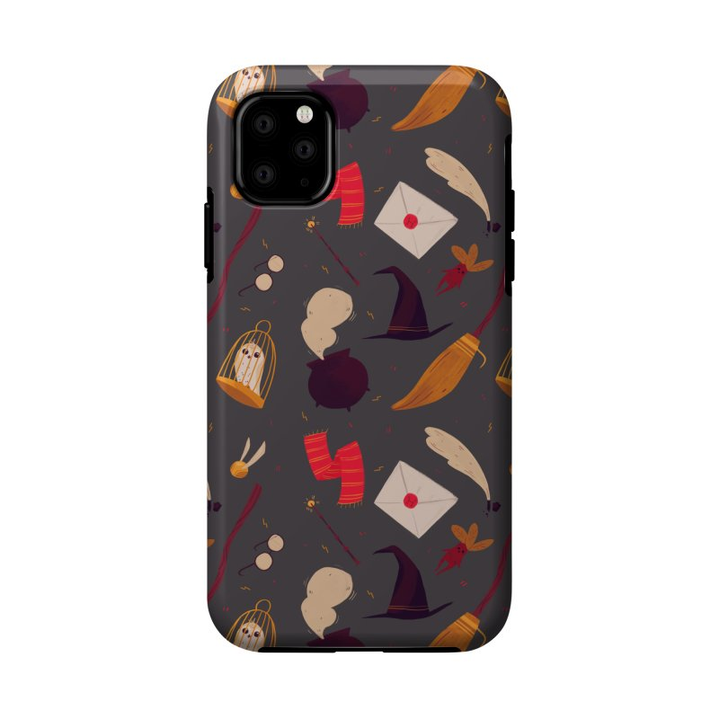 Magic Pattern Accessories Phone Case by Nan Lawson