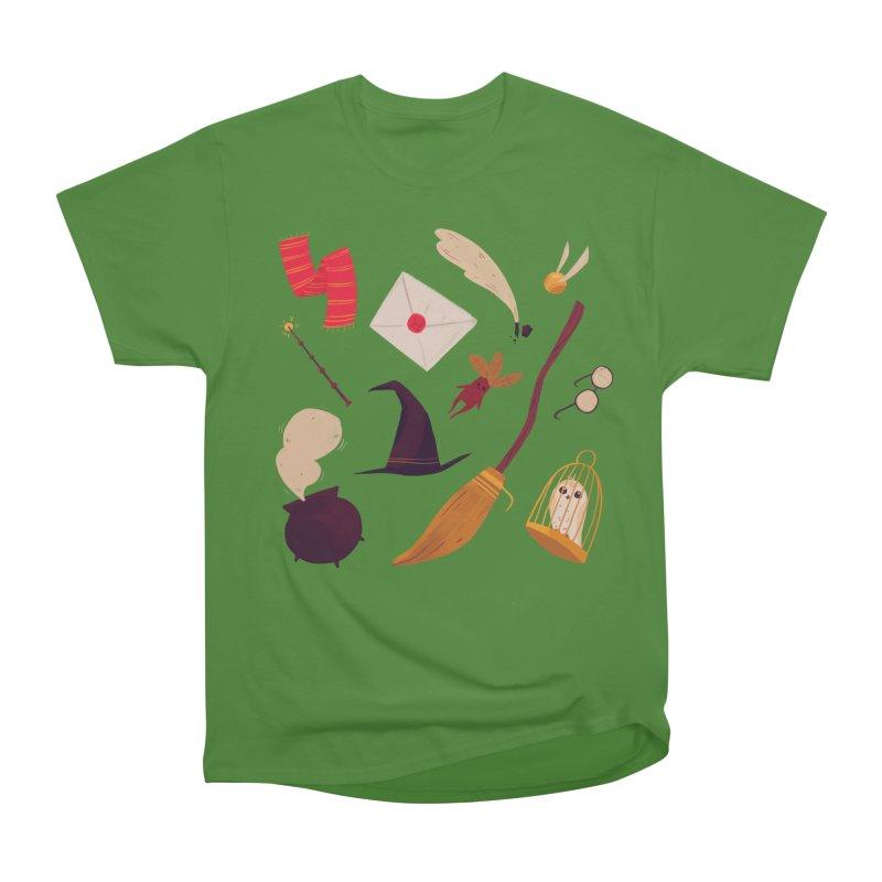Magic Pattern Men's Classic T-Shirt by nanlawson's Artist Shop
