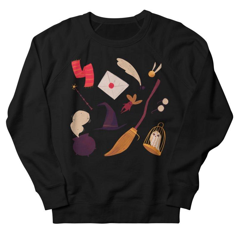 Magic Pattern Women's Sweatshirt by nanlawson's Artist Shop
