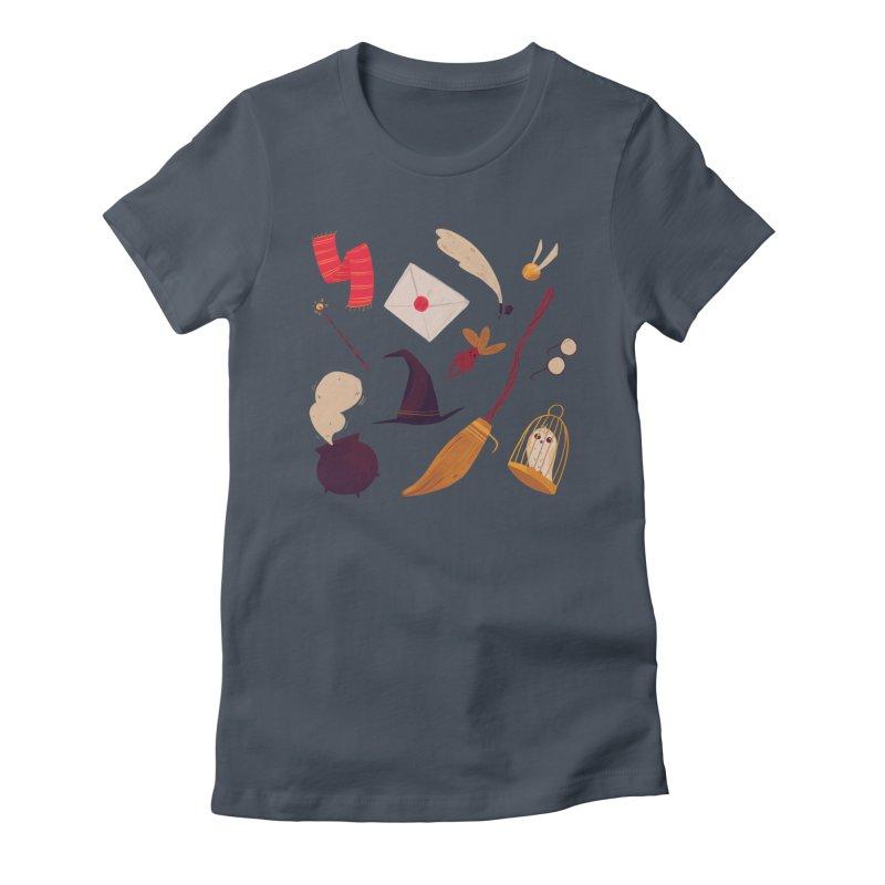 Magic Pattern Women's T-Shirt by Nan Lawson