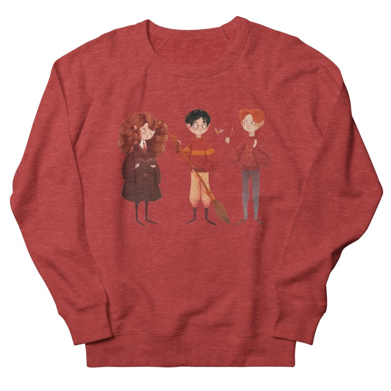 Friendship and Bravery Women's Sweatshirt by nanlawson's Artist Shop