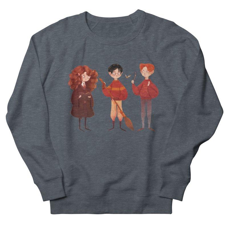 Friendship and Bravery Men's Sweatshirt by nanlawson's Artist Shop