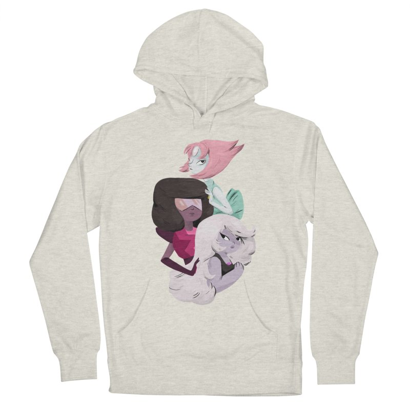 We'll Always Save The Day Women's French Terry Pullover Hoody by nanlawson's Artist Shop