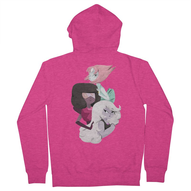 We'll Always Save The Day Women's Zip-Up Hoody by nanlawson's Artist Shop
