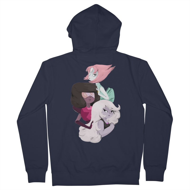 We'll Always Save The Day Men's Zip-Up Hoody by nanlawson's Artist Shop