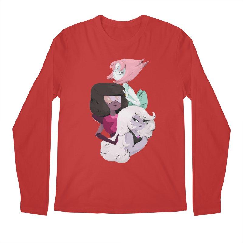 We'll Always Save The Day Men's Regular Longsleeve T-Shirt by nanlawson's Artist Shop