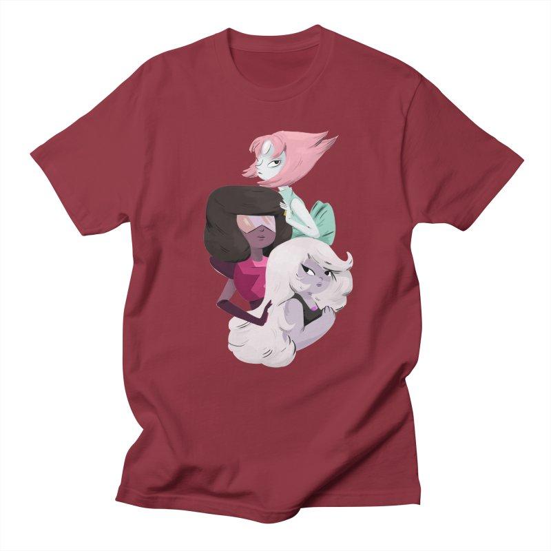 We'll Always Save The Day Men's T-Shirt by nanlawson's Artist Shop