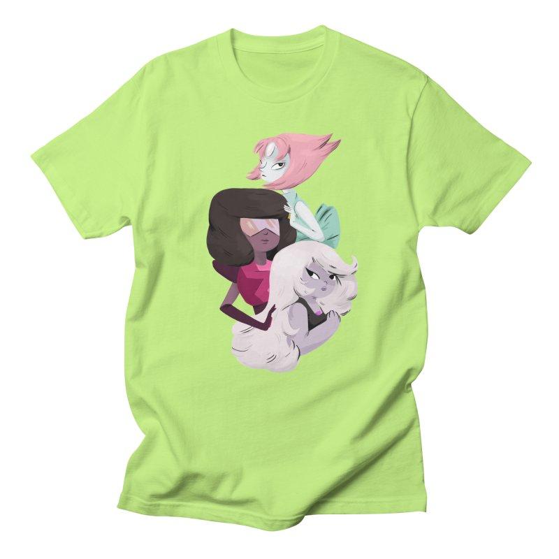 We'll Always Save The Day Men's Regular T-Shirt by nanlawson's Artist Shop
