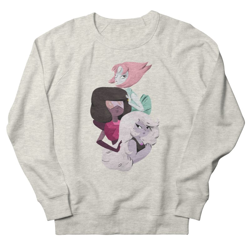 We'll Always Save The Day Women's French Terry Sweatshirt by Nan Lawson