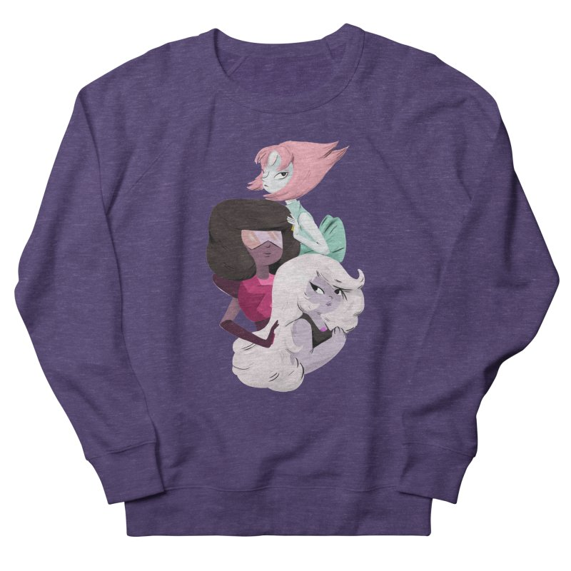 We'll Always Save The Day Men's French Terry Sweatshirt by nanlawson's Artist Shop