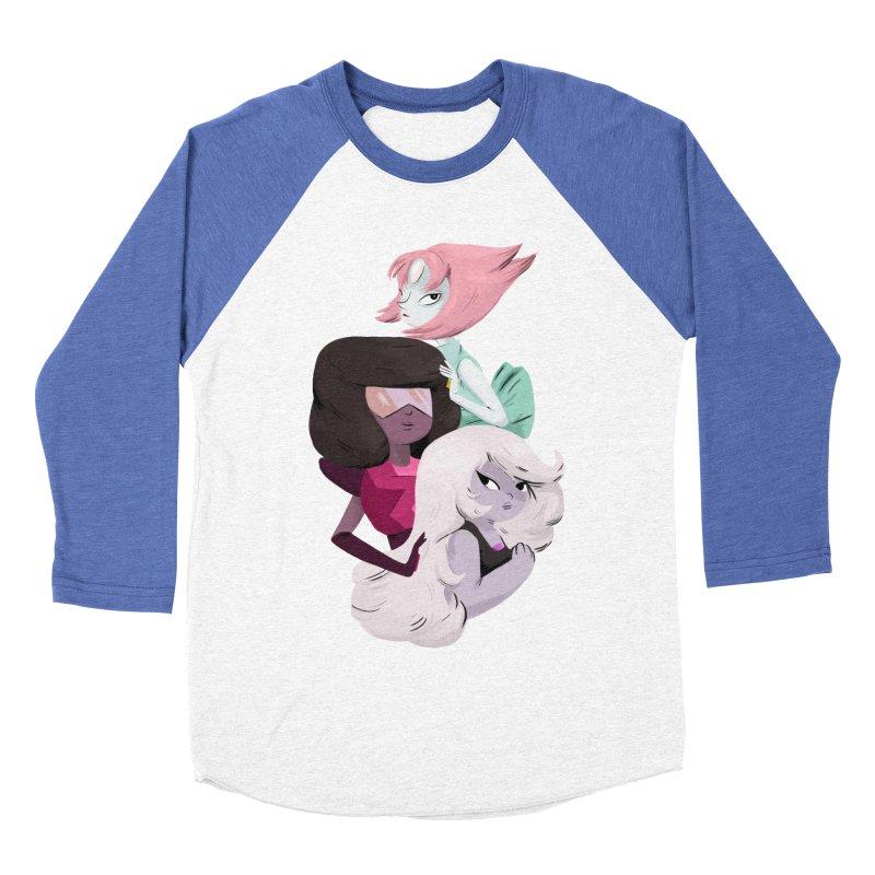 We'll Always Save The Day Women's Baseball Triblend T-Shirt by nanlawson's Artist Shop