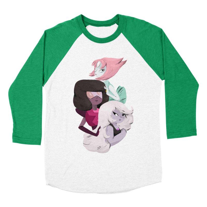 We'll Always Save The Day Men's Baseball Triblend T-Shirt by nanlawson's Artist Shop