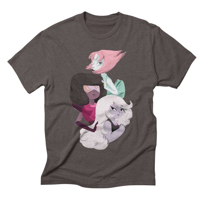 We'll Always Save The Day Men's Triblend T-shirt by nanlawson's Artist Shop