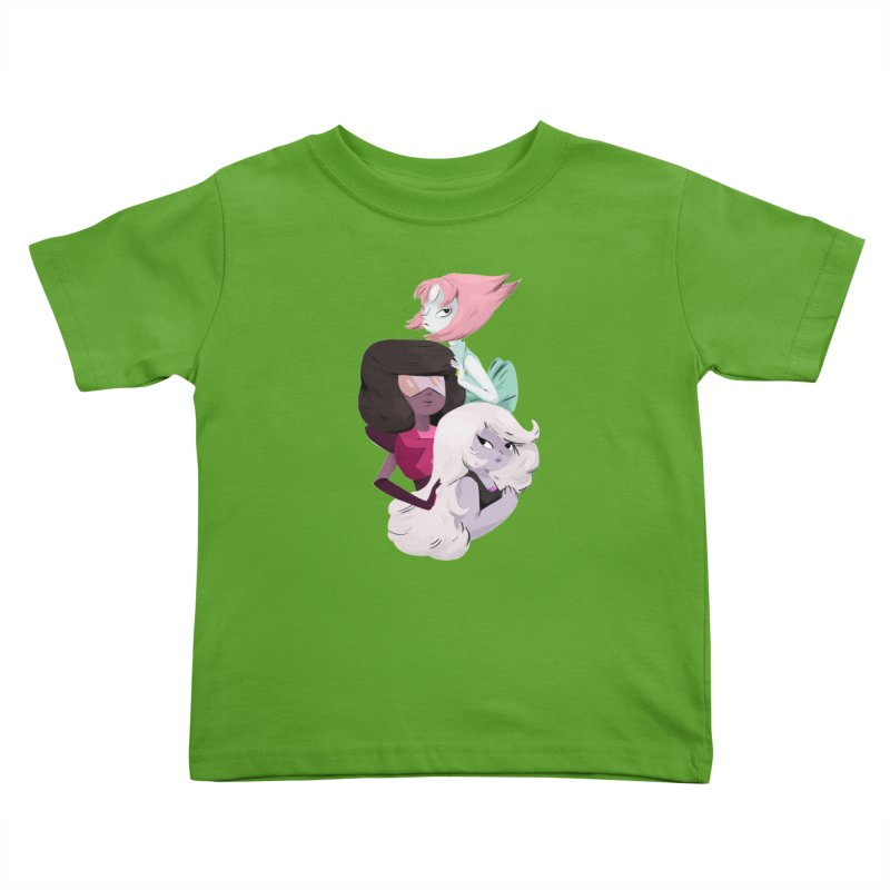 We'll Always Save The Day Kids Toddler T-Shirt by Nan Lawson