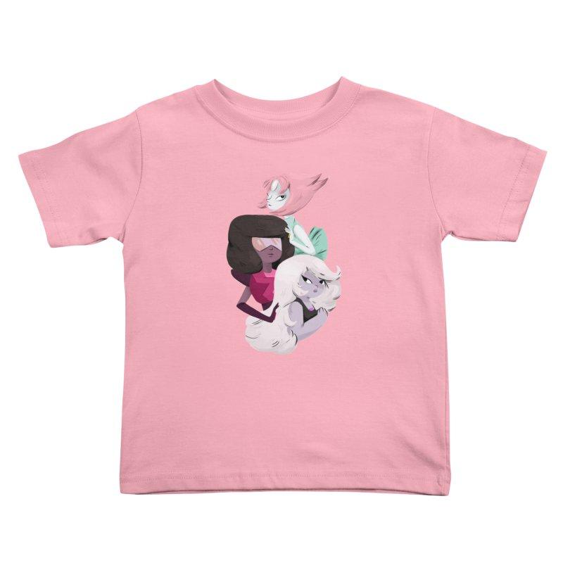 We'll Always Save The Day Kids Toddler T-Shirt by nanlawson's Artist Shop