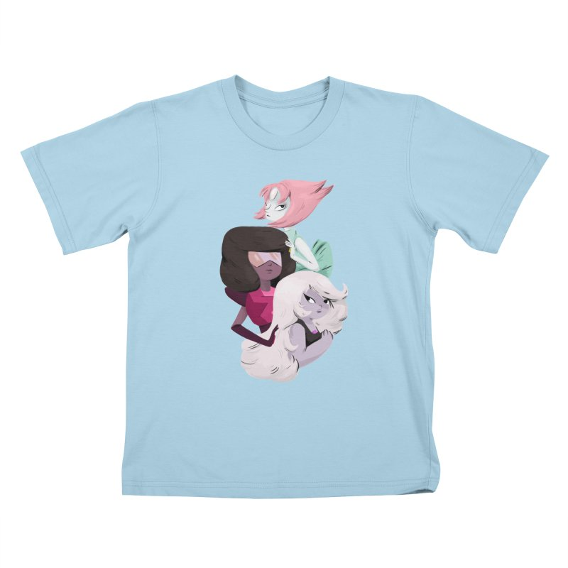 We'll Always Save The Day Kids T-Shirt by nanlawson's Artist Shop