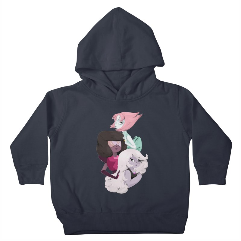We'll Always Save The Day Kids Toddler Pullover Hoody by nanlawson's Artist Shop