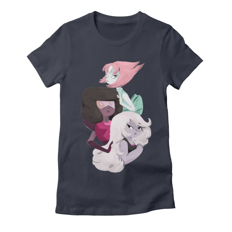 We'll Always Save The Day Women's Fitted T-Shirt by nanlawson's Artist Shop