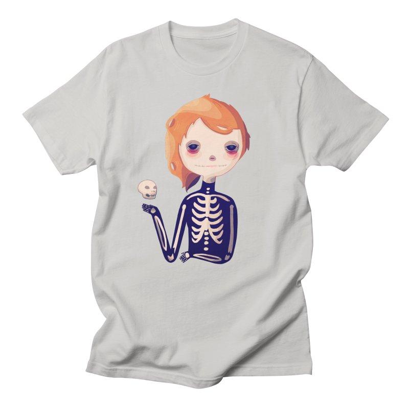 Bones Men's Regular T-Shirt by nanlawson's Artist Shop