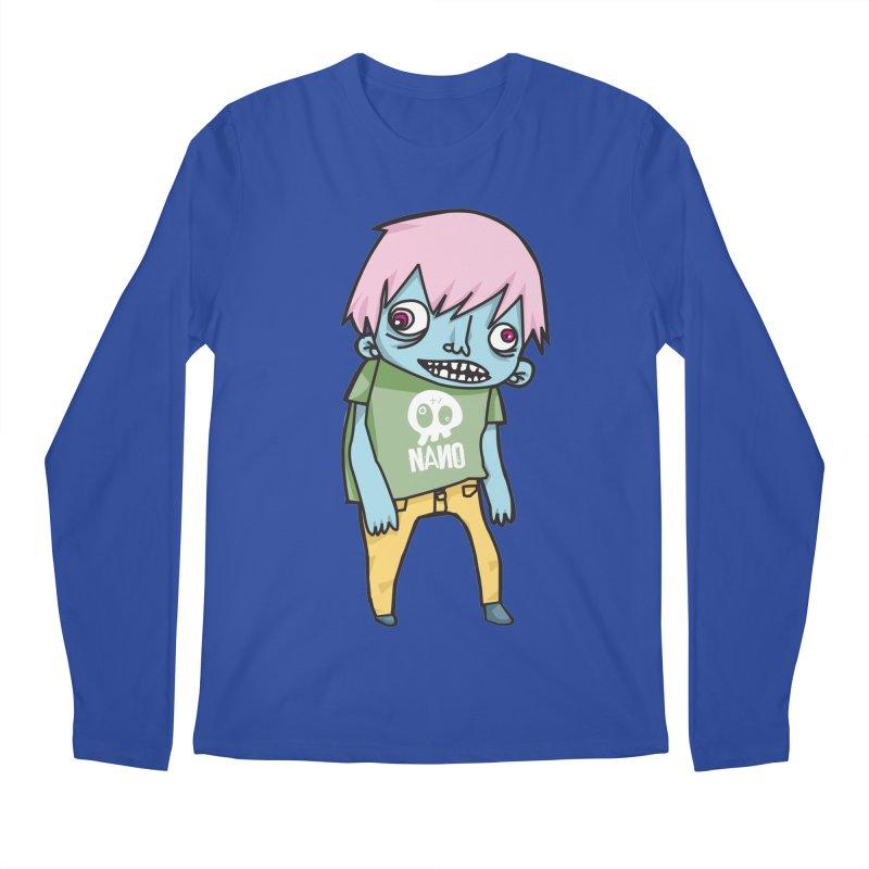 LOON Men's Regular Longsleeve T-Shirt by [NANO]'s Tienda