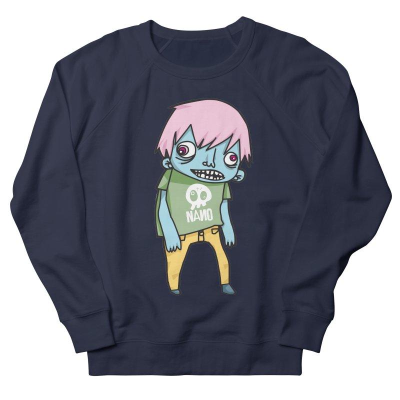 LOON Women's French Terry Sweatshirt by [NANO]'s Tienda