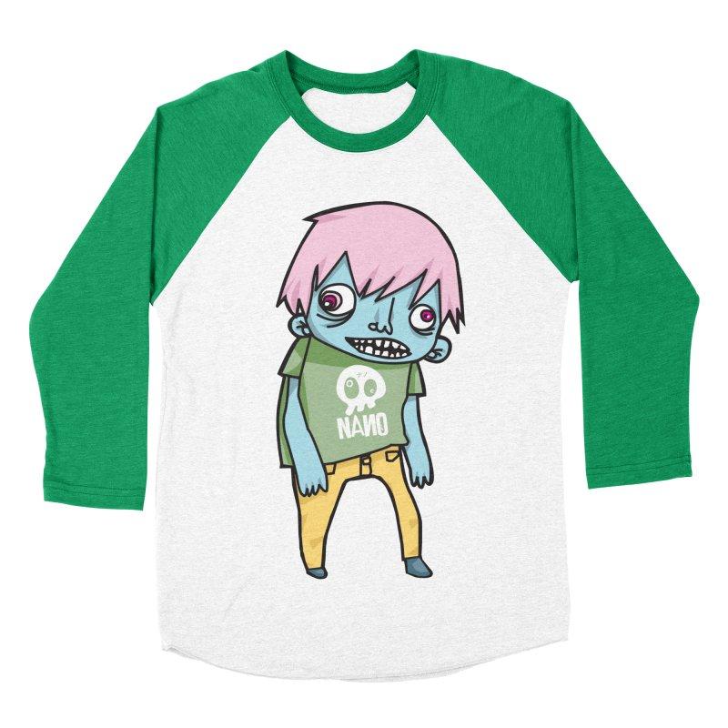 LOON Women's Baseball Triblend T-Shirt by [NANO]'s Tienda