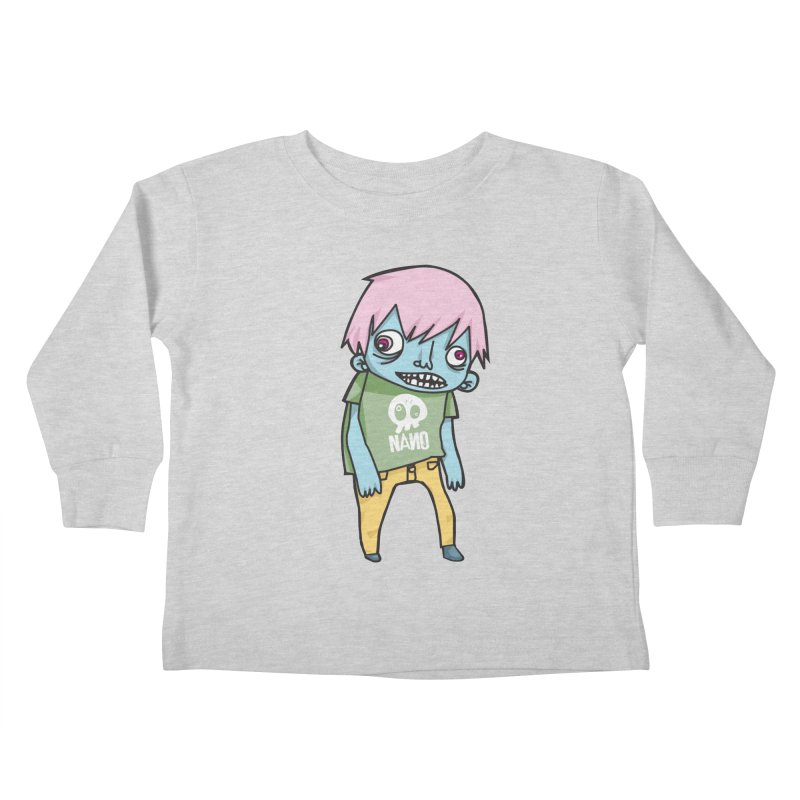 LOON Kids Toddler Longsleeve T-Shirt by [NANO]'s Tienda