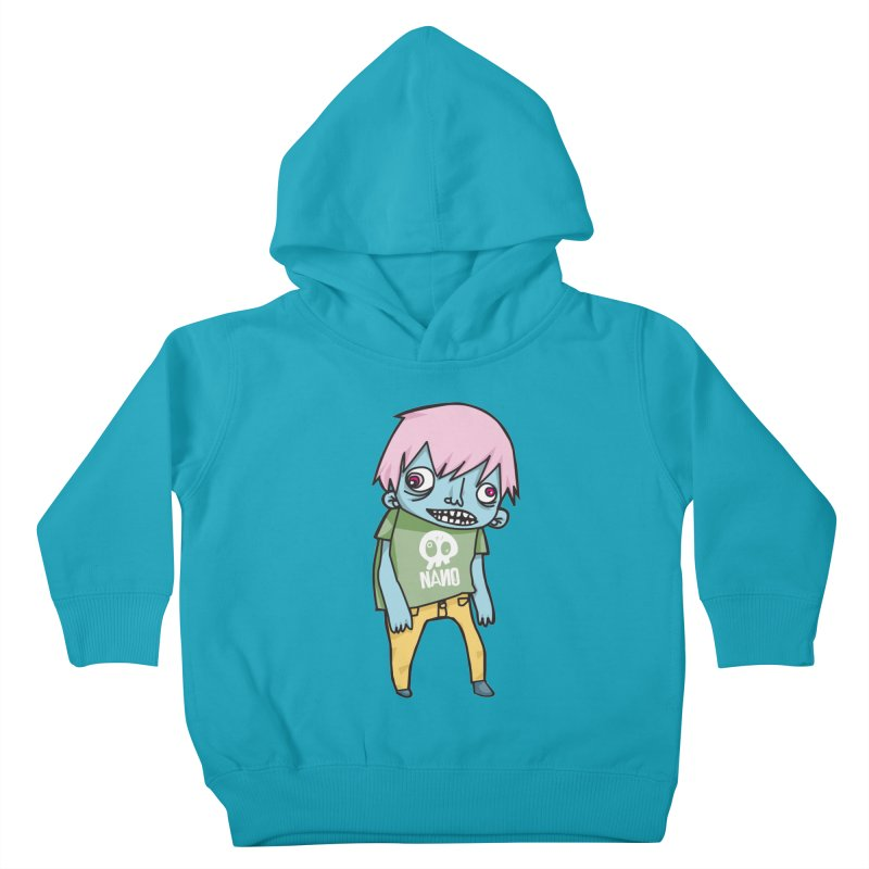 LOON Kids Toddler Pullover Hoody by [NANO]'s Tienda