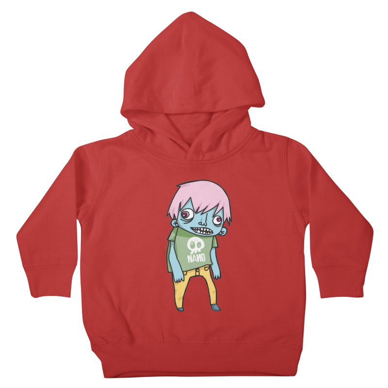 LOON Kids Toddler Pullover Hoody by [NANO]'s Tienda