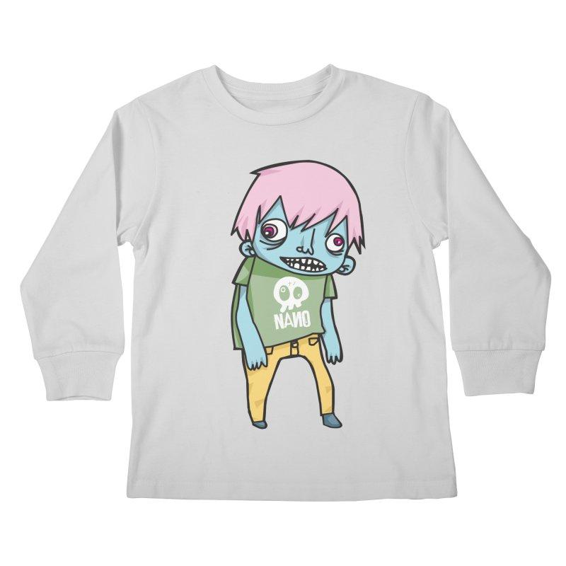 LOON Kids Longsleeve T-Shirt by [NANO]'s Tienda
