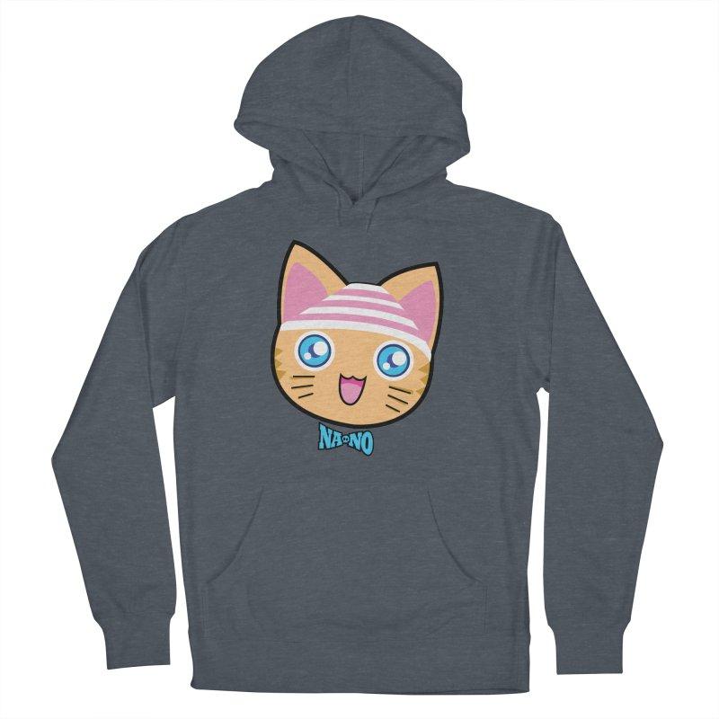 Pantsu Cat Women's Pullover Hoody by [NANO]'s Tienda