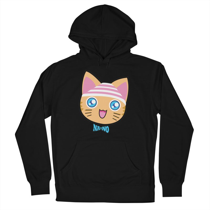 Pantsu Cat Men's Pullover Hoody by [NANO]'s Tienda