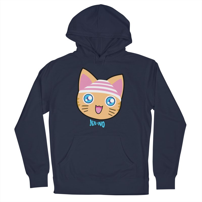 Pantsu Cat Men's Pullover Hoody by [NANO]'s Tienda