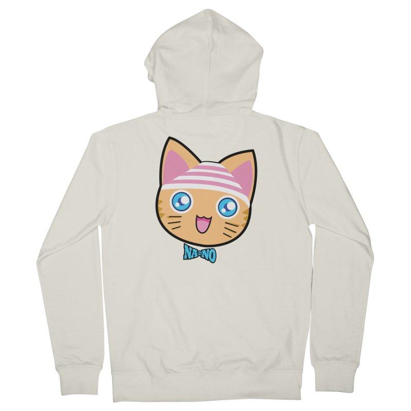 Pantsu Cat Women's Zip-Up Hoody by [NANO]'s Tienda