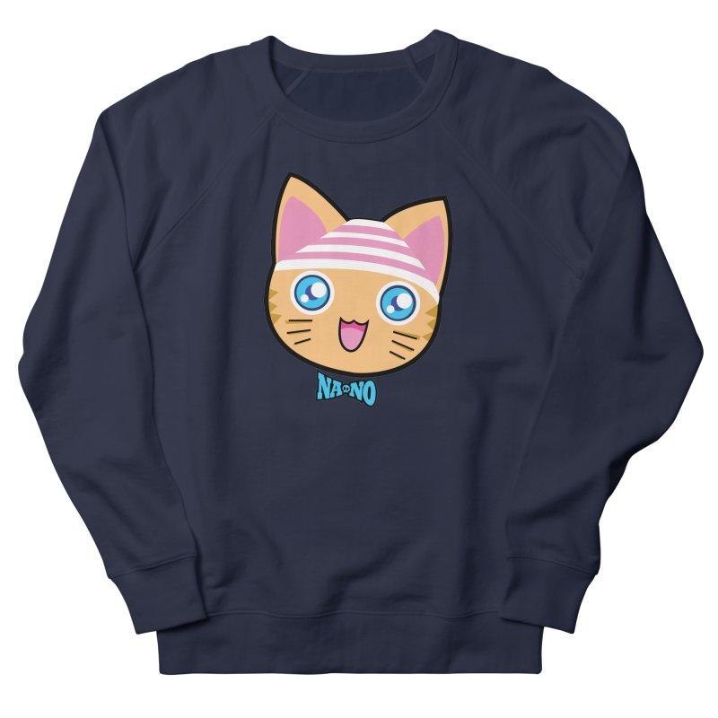 Pantsu Cat Men's Sweatshirt by [NANO]'s Tienda