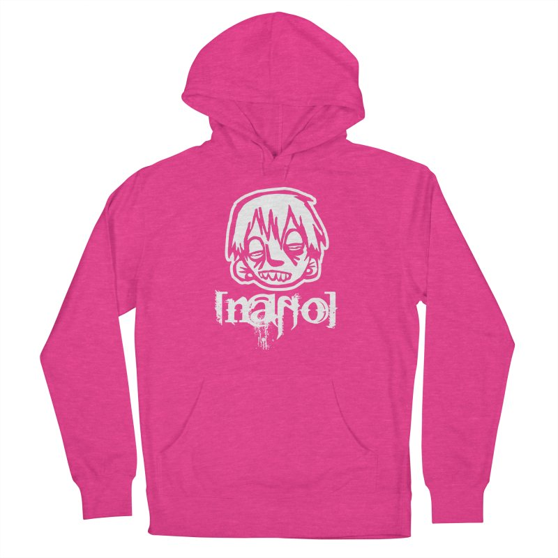 O.G. Big Head LOGO Women's Pullover Hoody by [NANO]'s Tienda